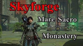 Skyforge Guide - Mare Sacro Monastery