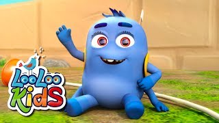 Incy Wincy Spider   THE BEST Songs For Children | LooLoo Kids