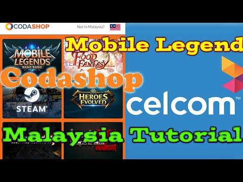 Cara Beli Diamond di Codashop Mobile Legend (Indonesia)