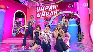 Red Velvet (레드벨벳)   Umpah Umpah (음파음파) Comeback Stage Mix 무대모음 교차편집