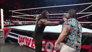 Unseen footage of the fight between The Shield and The Wyatts: WWE.com Exclusive, Nov. 13, 2013