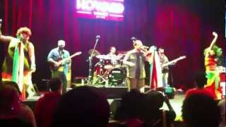 "Arrested Development - ""Africa's Inside Me"", ""Tennessee"" LIVE @ The Howard Theatre 9/23/12"