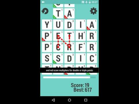 Video of Diction: find words fast