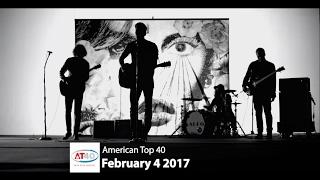 American Top 40 February 4 2017 (11 59 MB) 320 Kbps ~ Free