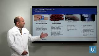 New Treatments for Knee Arthritis | Sid Padia, MD | UCLAMDChat