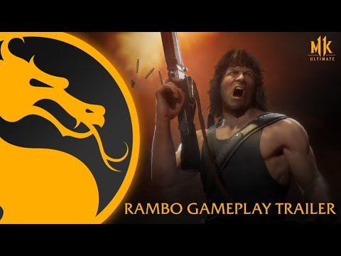 Mortal Kombat 11's Rambo Pays Homage to Your Favorite First Blood Movie Moments