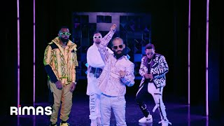 Arcangel x Justin Quiles x Eladio Carrion x De La Ghetto - Tussi (Video Oficial)