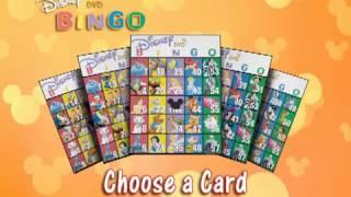 Disney DVD Bingo - Instructions (2008)