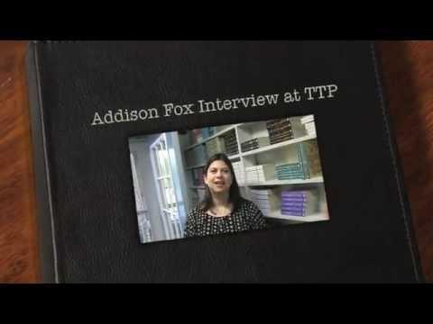 Vidéo de Addison Fox