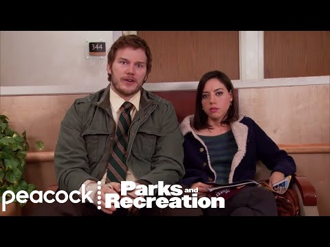 April and Andy Are a Medical Mess - Parks and Recreation