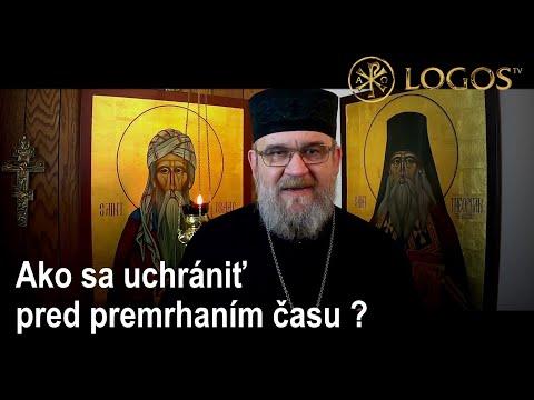 OTCOVIA PÚŠTE (218) - Sv. Izák Sýrsky - Nesústredená myseľ