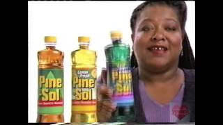Pine Sol   Television Commercial   2001