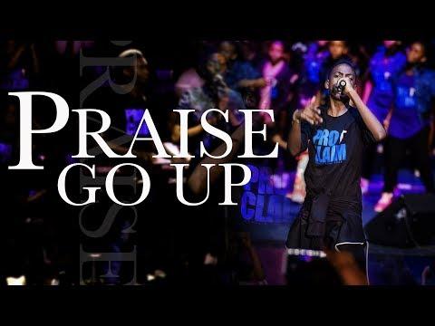 When Praise Go Up