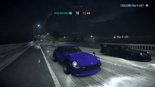 TeamA99E | Curse Of The Devil Z | Wangan Midnight x Need For Speed 2015