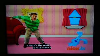Blue's Clues Mail Time Song (The Anything Box)