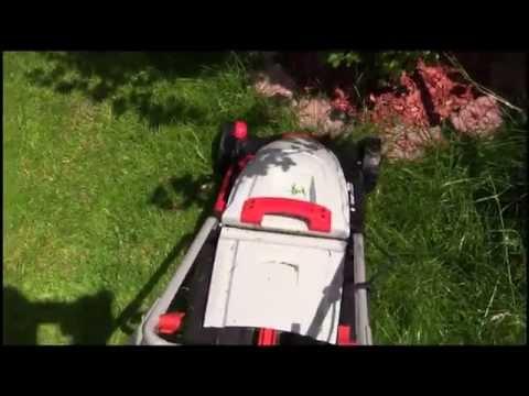 Rasenmäher - Al-KO 34 E Comfort - kleiner günstiger Rasenmäher