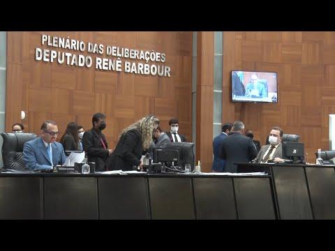 """ALMT aprova nome da 1ª Ferrovia Estadual de Mato Grosso e veda a exigência do """"passaporte da vacina"""""""