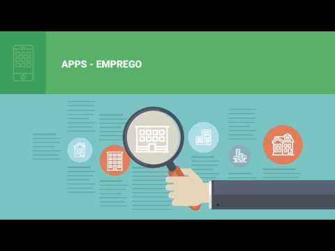 Apps que te ajudam a encontrar um emprego