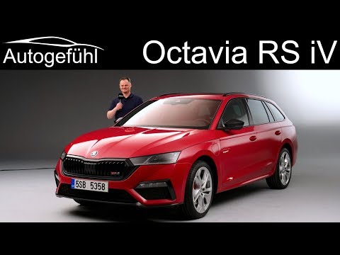 Octavia 2020 rs