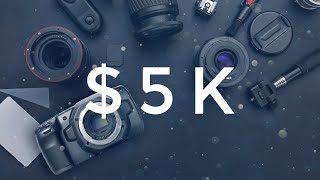 The Ultimate $5,000 Tech Kit for Video Creators