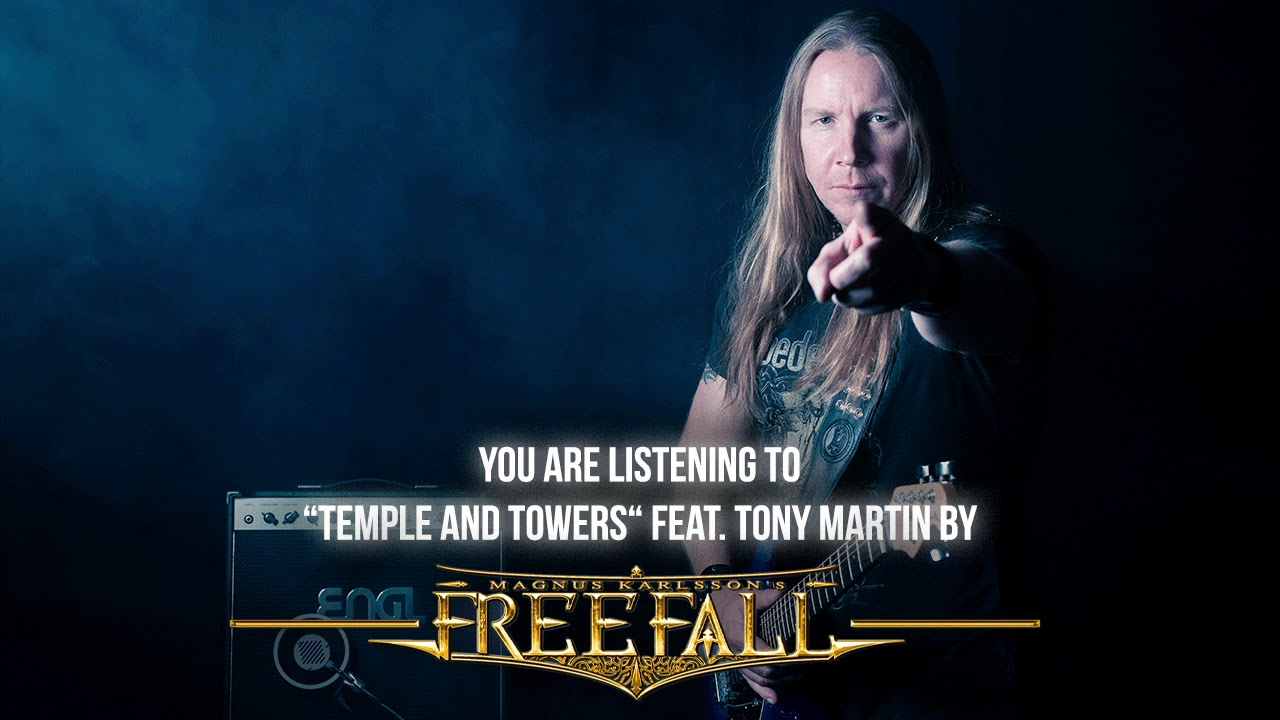 MAGNUS KARLSSON FREE FALL - Temples and towers