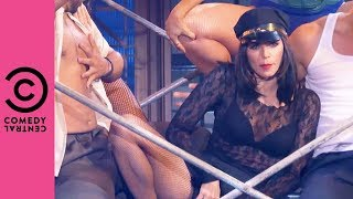 "Jenna Dewan Performs Paula Abdul's ""Cold Hearted""   Lip Sync Battle"