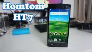 """Homtom HT7 review - 5.5"""" HD por solo 60$!!"""