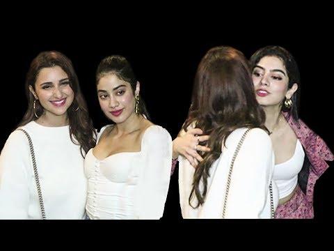 Parineeti Chopra Bonds With Janhvi Kapoor and Khus