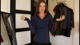 Trying On Everything In My Equestrian Closet & Decluttering *satisfying* (for Me At Least)