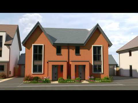 New Homes in Daventry