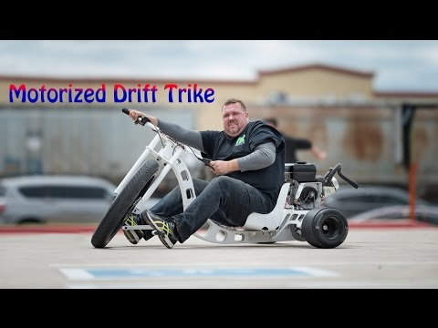 Motorized Drift Trike