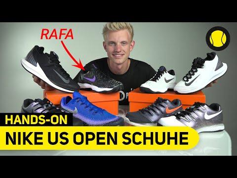 Rafael Nadal's Nike Schuhe und viele mehr! | Hands-On | Tennis-Point