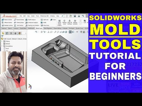 Download Solidworks Mould Tool Design Video 3GP Mp4 FLV HD Mp3