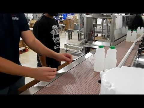 2-EZ HS Ergopack Hand Pack Station SSTL Nema 4 Bottles