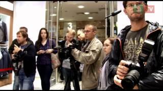 Роман Павлюченко, «Локомотив» и The Windsor Knot провели презентацию