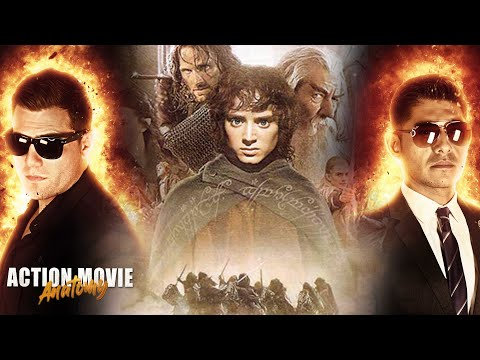 The Lord Of The Rings: The Fellowship Of The Ring (2001) Review - Action Movie Anatomy