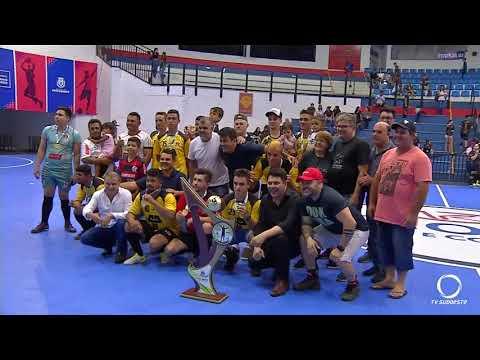Bairro São João vence Inter-bairros de Futsal em Pato Branco