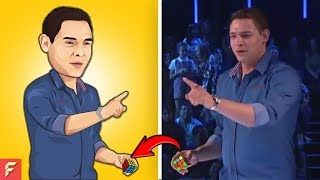 MOST FAMOUS Got Talent Magic Tricks Finally Revealed | Rubik's Cube | AGT | BGT