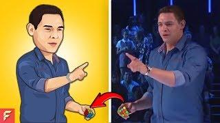 MOST FAMOUS Got Talent Magic Tricks Finally Revealed | Rubik's Cube | AGT | BGT