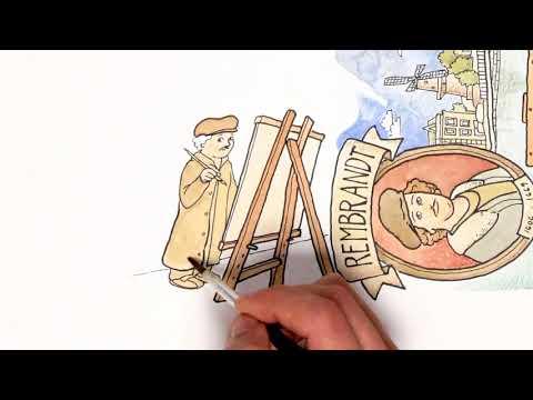 Rembrandt - Ilustrando História