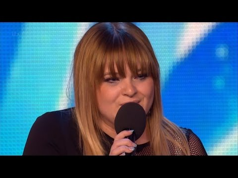Britain's Got Talent 2015 S09E01 Jade Scott performs before her Brother Calum Full Video (видео)