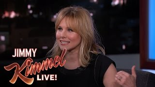 Kristen Bell Pretended to be Bad in High School