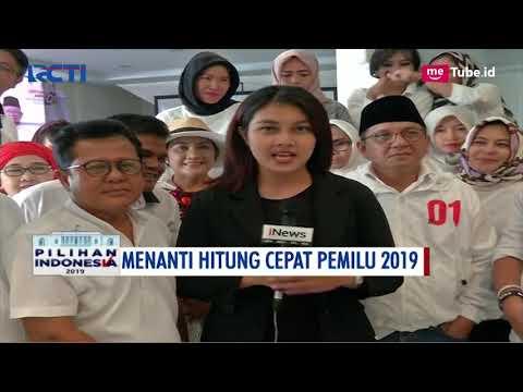 Begini Kemeriahan Posko Pemenangan Jokowi di Medan - Pilihan Indonesia 17/04
