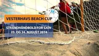 Vesterhavs Beach Cup 2014