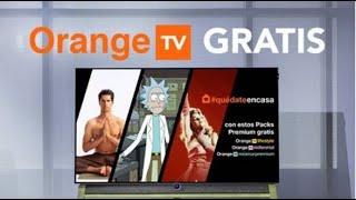 Contenido gratuito para todas las edades en Orange TV Trailer
