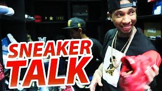 Sneaker Talk With Tyga