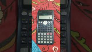 how to find cube root on calculator casio - मुफ्त