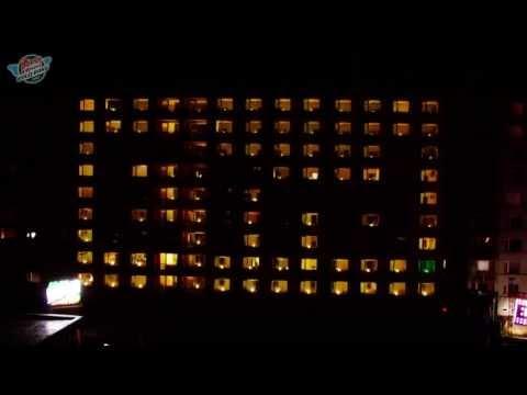 Light show Brno: PULP FICTION, Excelent Kolej roku 2013
