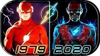 EVOLUTION of FLASH in MOVIES & TV Series (1979-2020) The Flash: Flashpoint movie trailer scene 2020