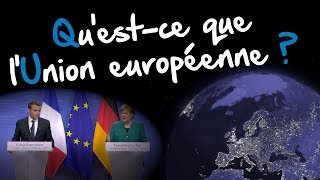 En 2 minutes... Qu'est-ce que l'UE ?